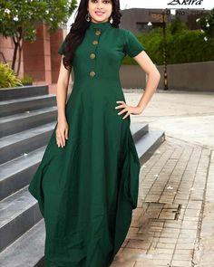 Salwar Suit Pattern, Best Kurtis, Kurti Patterns, Designer Wear, Designer Kurtis, South Indian Actress, The Dress, Indian Actresses, Wrap Dress