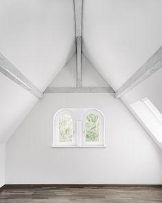 Atelier Abraha Achermann - Attic renovation, Luzern 2012
