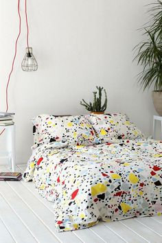 Assembly Home Granite Duvet Cover #urbanoutfitters