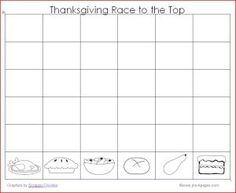 thanksgiving printable game for There Was an Old Lady who swallowed a pie