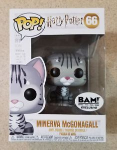 Image result for harry potter minerva mcgonagall cat funko pop