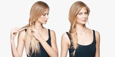 How to Do a Bohemian Fishtail Braid  - HarpersBAZAAR.com