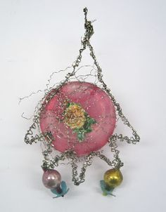 Time Machine to the Twenties: Victorian Christmas Ornaments