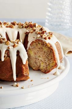 6 Ways with Hummingbird Cake | Since the Hummingbird Cake recipe originally ran in 1978, it has become the most requested recipe in Southern Living history. A signature Southern dessert, the Hummingbird Cake has been a favorite of our readers for almost 40 years. We gathered our best Hummingbird Cake recipes, all of which put a special spin on the sweet pineapple-banana-cream cheese combination. Though it's hard to improve on the original—there are more than a few readers dedicated to Mrs…