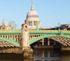 The London Bridges Self-Guided Walk: wander over some of the bridges of London, including famous bridges such as Tower Bridge and Westminster Bridge, for free on this bridges walk of London.
