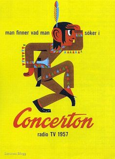 Concerton by P-E Fronning 1957