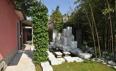 Giardino privato in Versilia.