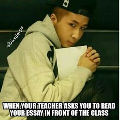 Ravi. I'm like this all the time . I ask to stay at my seat. I project my voice loud enough. Ps. I end in the front anyway