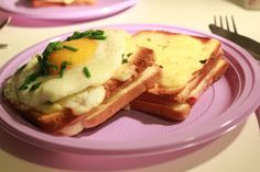 Croque Monsieur... e Madame https://lellaskitchen.wordpress.com/2015/02/14/evviva-e-san-valentino-ma-anche-no/