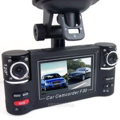 Car camera vehicle DVR dash cam video recorder with night vision 44% off! #ad