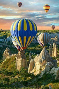 Turchia (Cappadocia)