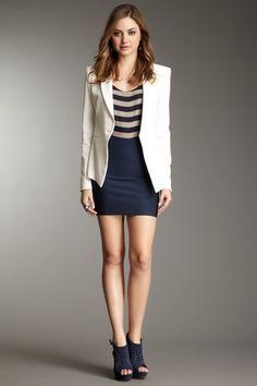 $35.00  $118.00  70% off  BCBGMAXAZRIA Knit Power Skirt by Skirting The Issue on @HauteLook