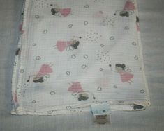 Baby Receiving Blankets, Fairy, Cotton, Angel