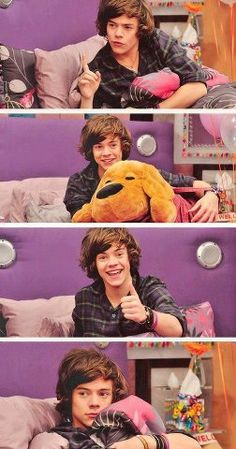 OMG I MISS THIS HARRY!!