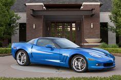 chevrolet, Corvette, C6, Grand Sport !