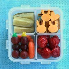 Kids snack box for school.