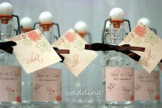 2in1 - Wedding favour and place cards - Kettő az egyben esküvői köszönetajándék és ültető kártya Wedding Invitation Cards, Wedding Favours, Wedding Designs, Weddingideas, Favors, Place Cards, Place Card Holders, Weddings, Bride