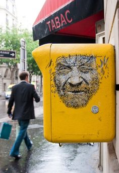 20 Examples of Graffiti & Street Art Europe #1