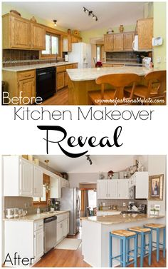 Kitchen Makeover Rev