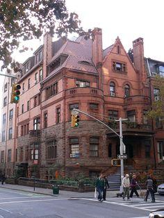 Brooklyn Heights - Herman Behr House (1890), 84 Pierrepont Street