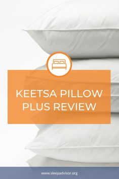 The Keetsa Pillow Plus is a great hybrid option—especially for combination sleepers—that uses higher-quality materials at an affordable cost. If you're in the market for a comfortable pillow that's easy on the wallet, the Keetsa Pillow is worth a try! Classic Pillows, Warm Bedroom, Comfortable Pillows, Healthy Sleep, Mattress Springs, Best Mattress, Good Sleep, Pillow Set, Bed Pillows