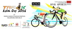 The Track Asia Cup 2016 hosted by CFI and  HVR Sports!!! So if you're looking for some last minute adrenaline rushing plans and you're in New Delhi, come watch these international cyclists!!
