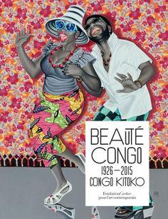 Beauté Congo 1925-2015 à la Fondation Cartier > 15/11/2015