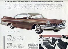 1960 Dodge Matador and Polara