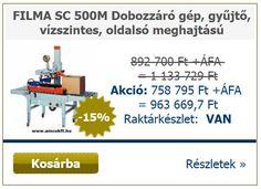 http://amcokft.hu/Dobozzaro-gep-vizszintes-oldalso-meghajtasu-Filma-