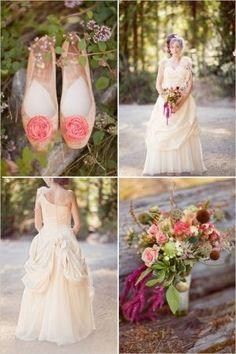 diy -- toms wedding shoes