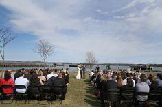 #BigDay #weddings #realweddings    Blair and Matt's Charming New England Wedding