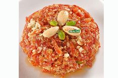 It is the season of carrots. If you love gajar ka halwa and want to prepare this sweet dish, then check out the sweet dish recipe prepared using khoya. Sweet Dishes Recipes, Food Dishes, Dessert Recipes, Indian Desserts, Indian Sweets, Easy Indian Recipes, Ethnic Recipes, Khoya Recipe, Easy Cooking