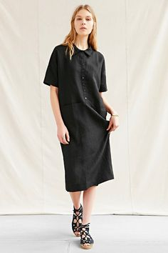 Faircloth & Supply Dandy Dress - Urban Outfitters