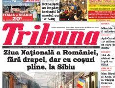 Anunturi ziarul Tribuna Sibiu