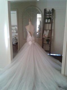 J'aton, Size 8 Wedding Dress