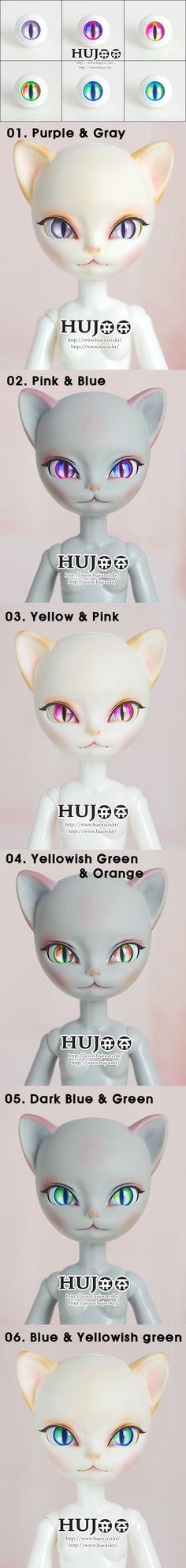 hujoo cat eyes