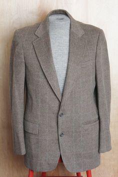 Vintage Cricketeer Men's Sport Coat Blazer by foundundertheeaves, $36.00