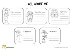 All about me. Inside out