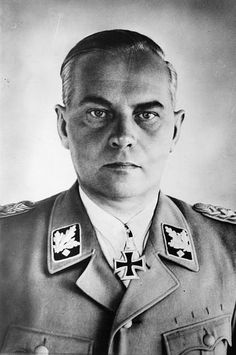 Felix Martin Julius Steiner (23 May 1896 – 12 May 1966) was a Reichswehr and Waffen-SS officer who served in World War I and II. He was a recipient of the Knight's Cross of the Iron Cross with Oak Leaves and Swords. After the surrender he was incarcerated until 1948. He faced charges at the Nuremberg Trials, but was released. He dedicated his last years to writing his memoirs and books about WW2. He died on 12 May 1966.