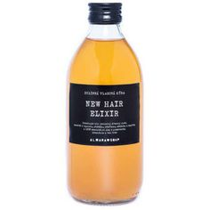 Vlasový oplach New Hair Elixir Almara Soap New Hair, Soap, Cleaning, Drinks, Bottle, Drinking, Beverages, Flask, Drink