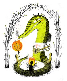 Dragon's Camp : Julianna Brion - Portfolio
