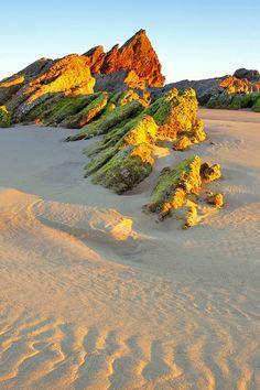 Currumbin Rock, Queensland, Australia by Chad Solomon
