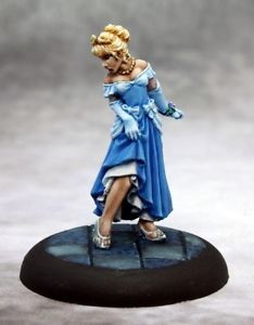 Cinderella Cowgirl | Details about Cinderella 50284 - Chronoscope - Reaper Miniatures D&D ...