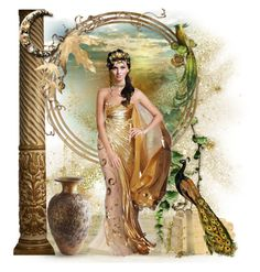 Hera- Goddess of Marriage. Wife of Zeus. Mother of Hephaestus. Greek Gods And Goddesses, Greek Mythology, Artemis, Hera Goddess, Greek Titans, Domestic Goddess, Olympians, Conte, Love And Marriage