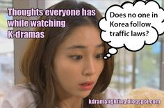 9 thoughts everyone's had while watching a K-drama