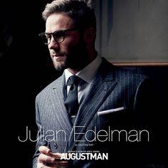 Julian Edelman - Augustman