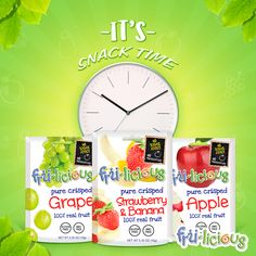 Give your kids the very best with a snack that is 100% fruit, gluten free, and Non-GMO #frulicious #Healthy #KidsFriendly