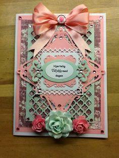 Card - scrap - congratulation - paperarts