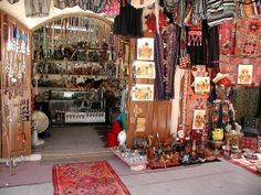 Handicraft Shop ... Shop for souvenirs in downtown and at many of Amman's handicraft shops – Downtown Amman boasts bustling streets brimming with small shops that offer unique souvenirs for visitors to take home as a reminder of their trip , Amman , Jordan | #Amman #Jordan #Gweet #Travel #Travelling #Adventure #Tourism