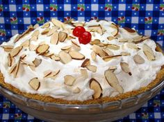 Coleen's Recipes: CLASSIC BANANA CREAM PIE